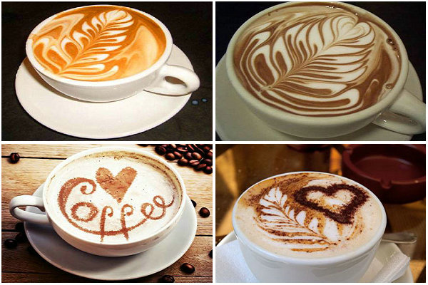 咖啡初加工、咖啡的烘焙、咖啡烘焙的种类